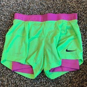 Pants - Nike shorts